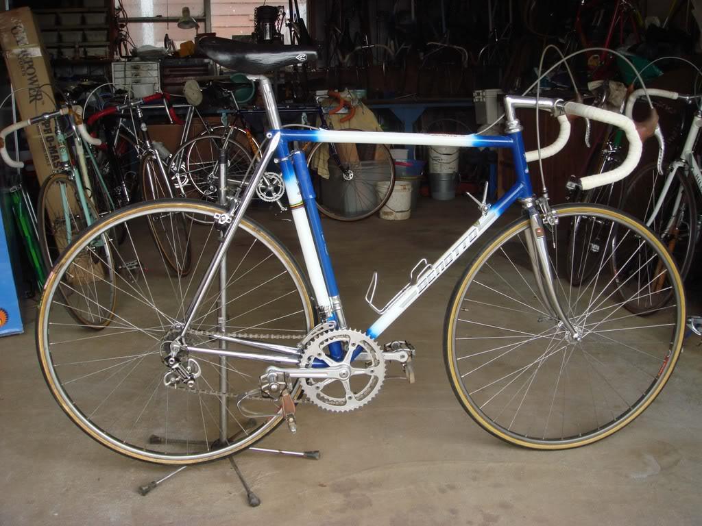 1984 Benotto Modelo 5000