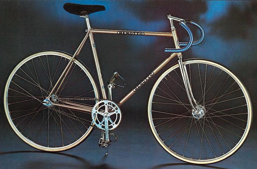 1970s Benotto Modelo 2700