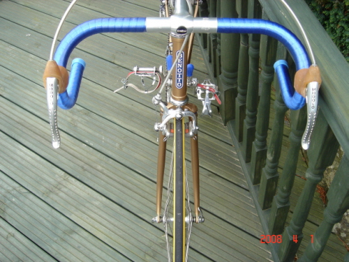 Benotto modelo 3000 front handlebars