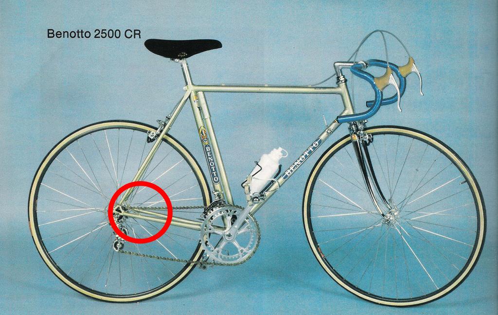 1978 benotto