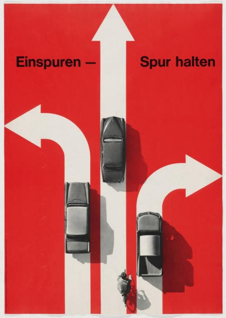 Einspuren - Spur Halten (1963)