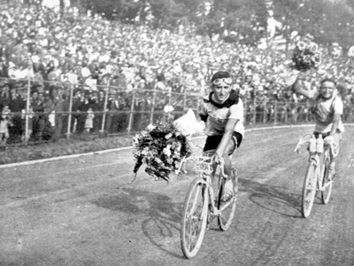 Francesco Camusso wins the 1931 Giro d'Italia