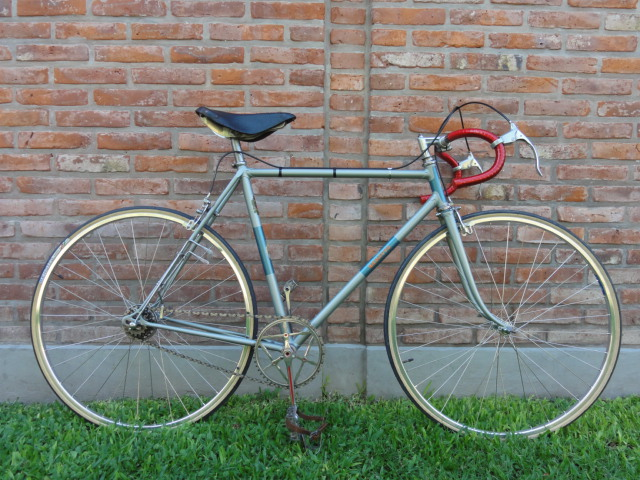 1948 Benotto Bicycle